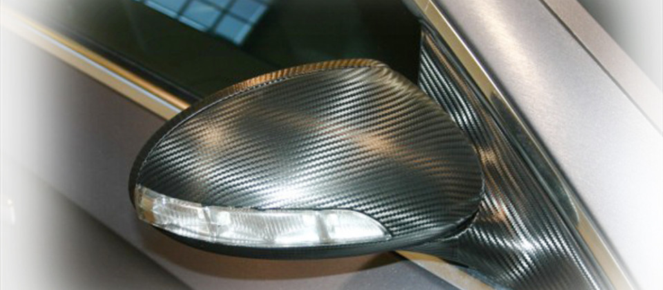Car-wrapping-carbonio